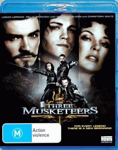 The Three Musketeers | NON-USA Format | Region B Import - Australia