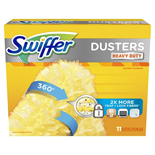 Swiffer 360 Dusters Heavy Duty Refills 11 Count Only $8.37