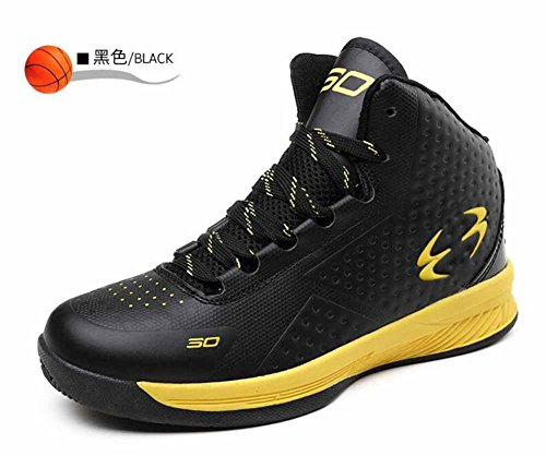 Chaussures De Hommes 2017 Extérieures D'athlétisme Automne Black Basket Respirantes ball gdwxqy5BwT