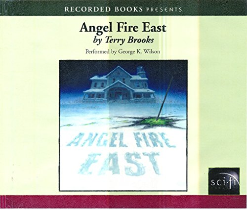 Angel Fire East (UNABRIDGED) (AUDIO CD) (The Word and the Void Series, Book 3) (The Defenders Of Shannara The Sorcerers Daughter)