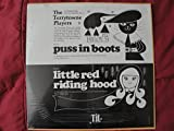 Puss In Boots & Little Red Riding Hood in Story & Song Vinyl Lp The Terrytowne Players 1977 Til Records TIL-509