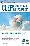 CLEP® Human Growth & Development Book + Online (CLEP Test Preparation)