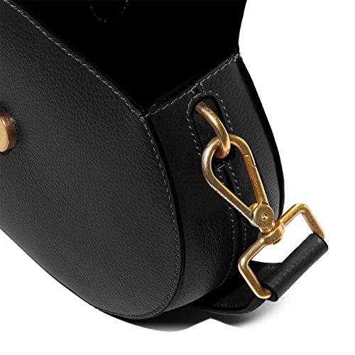 Bag Coccinelle Cuir Bandoulière Mini Cm Sac 20 Carousel Aq66wOv4xH