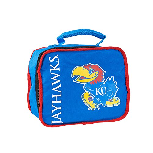 Officially Licensed NCAA Kansas Jayhawks Sacked Lunch Cooler (Jayhawks Lunch)