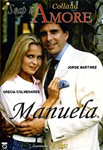 Manuela (4 Dvd) [Italia]