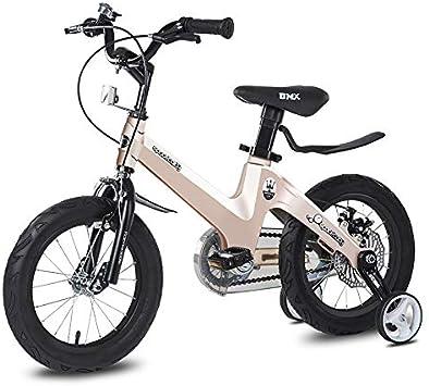 Bicicletas Infantiles con Freno Disco, Bicicleta 16 Pulgadas ...