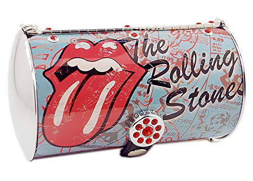 Rolling Stone Metal Cylinder Tote Bag ()