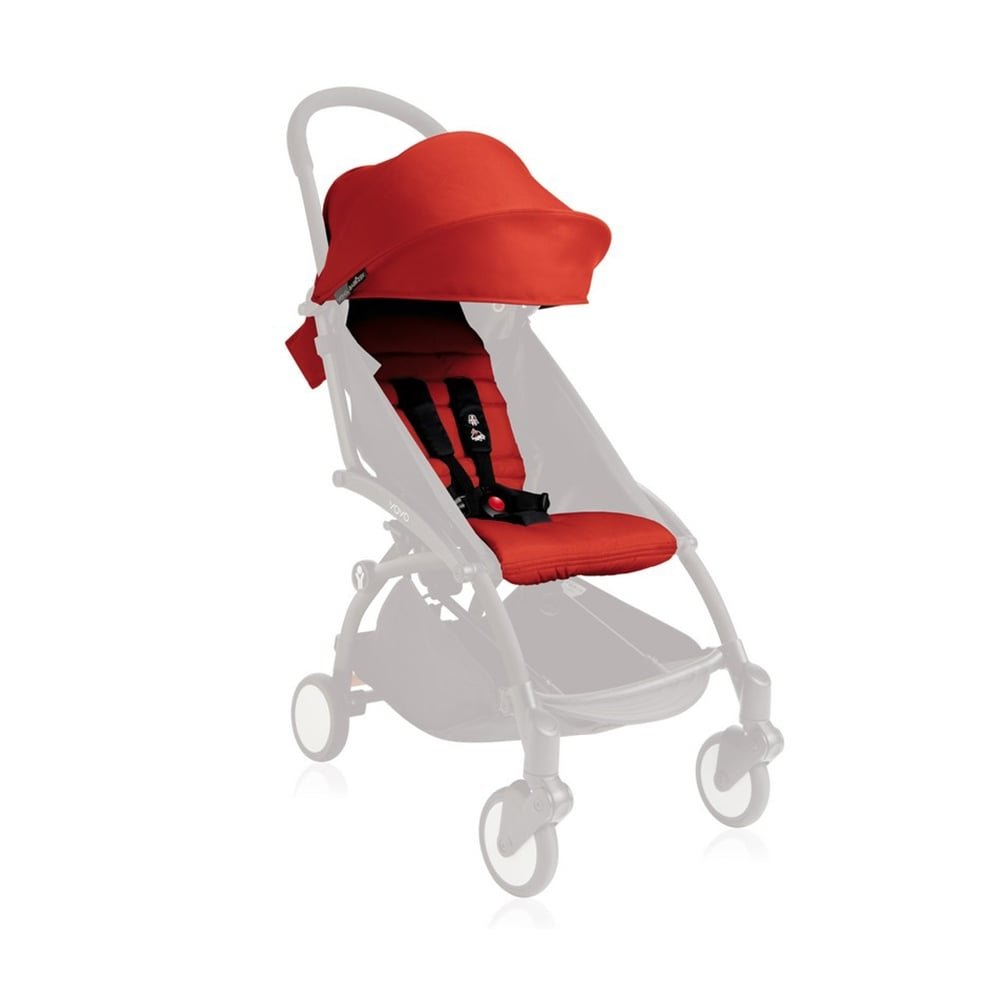 Babyzen Yoyo+ Colour Pack 6+ Red 3760222211482