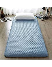 Traditional Floor Mattress,Futon Japanese Folding Tatami Floor Mat,Guests Dormitory Mattress Sleeping Mat,Portable Thickening Home Camping Mattress 90×200 cm
