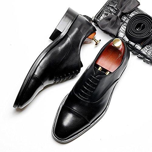 Casual Respirante Pointu Hommes Dhfud D'affaires Chaussures Robe SB0Zqn8