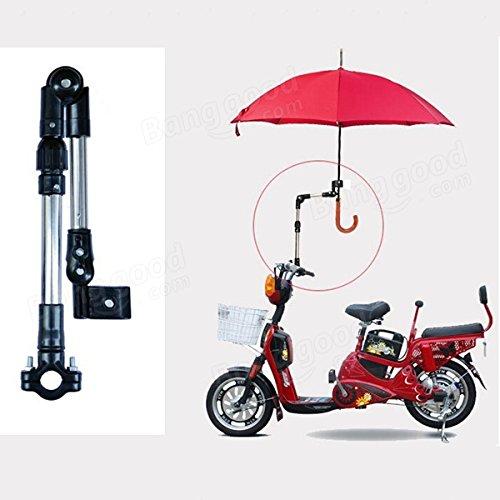 fauteuil porte fixation la vélo Moppi poussette roulant de connecteur Vélo parapluie de de en Support EqUfwC0