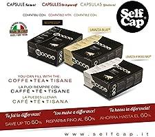 200 Cápsulas Nespresso activas selfcap (No el café Industrial ...