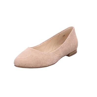 CAPRICE Damen 22107 Geschlossene Ballerinas  Amazon.de  Schuhe ... 6fbd683803