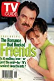 Tv Guide May 11-17 1996 Courteney Cox & Tom Selleck Friends
