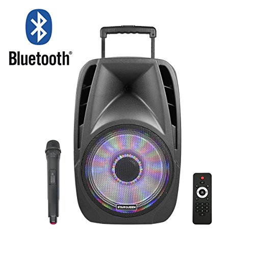 STARQUEEN Portable Bluetooth Microphone Telescoping product image