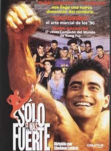 Solo El Mas Fuerte [DVD]