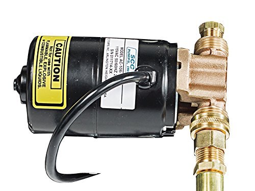 John Dow Industries AC-106-10 Replacement Electric Pump (for Low Profile Oil Drains) by JohnDow Industries
