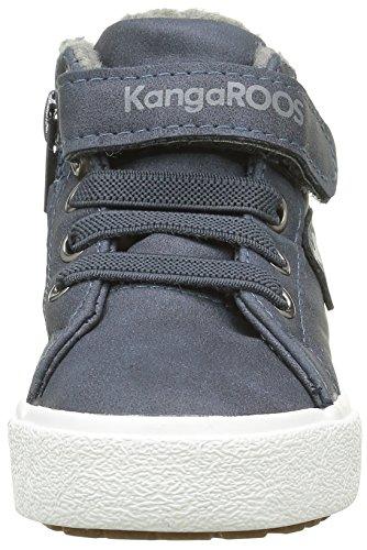 KangaROOS Kavu Iii - Zapatillas Unisex Niños Blau (dk Navy/grey 423)