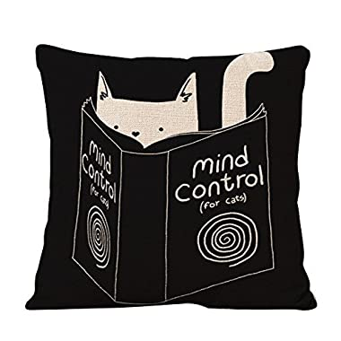 Pillow Case Cotton Linen Anime Pillow Pictures Throw Pillow Cushions Decorative Pillowcase