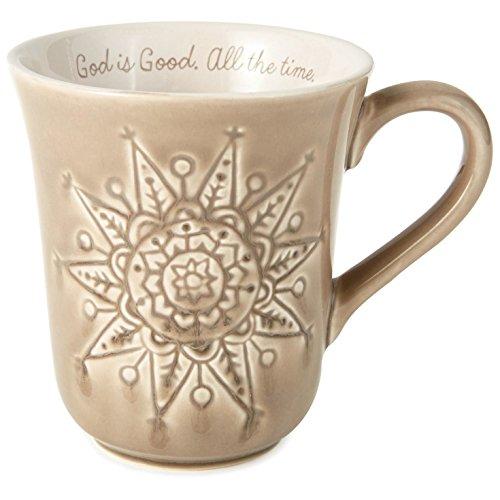 God Is Good Mug, 12 oz. Mugs & Teacups