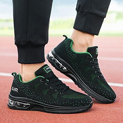 51I8hd07VPS. AC Autper Mens Air Athletic Running Tennis Shoes Lightweight Sport Gym Jogging Walking Sneakers US 6.5-US12.5    Product Description