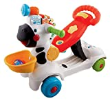 VTech 3-in-1 Learning Zebra Scooter