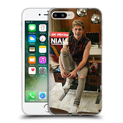 Official One Direction Ripped Jeans Niall Horan Photo Soft Gel Case for Apple iPhone 7 Plus / 8 Plus