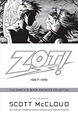 Zot!: The Complete Black and White Collection: 1987-1991 Paperback