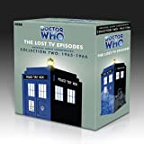 Doctor Who: The Lost TV Episodes: Volume Three: 1966-1967