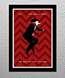 Twin Peaks Fire Walk With Me - Original Minimalist Art Poster Print