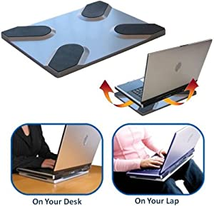 Xpad (Non-slip Laptop Cooler and Heatshield)