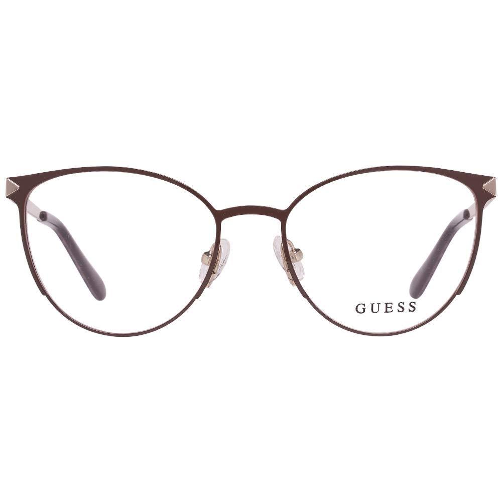 Eyeglasses Guess GU 2665 049 matte dark brown