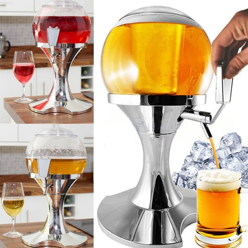PARTY CORE COLD JUICE TABLETOP DRINK DRINKS BEVERAGE DISPENSER COCKTAIL BEER ORB NT