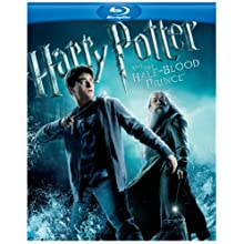 Harry Potter and the Half-Blood Prince [Blu-ray] (2009)