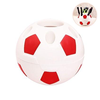 8a9bf4224ef2a Neborn – Portalápices creativo para niños con diseño de balón de fútbol