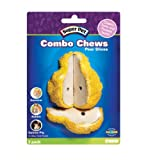 Cheap Super Pet Combo Chews Pear Slices, 3-Pack