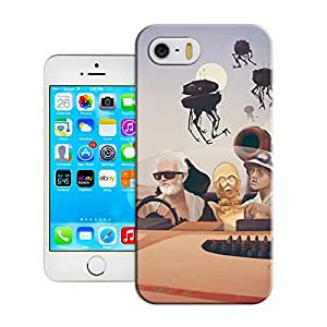 High-quality Fear and Loathing on Tatooine Hard Platic Case Cover For Iphone 5/5s