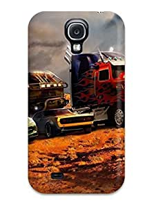 Tpu Protector Snap IJQLdwc3083FiCXJ Case Cover For Galaxy S4 by mcsharks