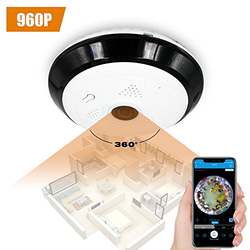 360 Smart Wireless IP Camera 960p Home Security...