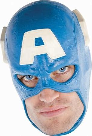 masque captain america adulte