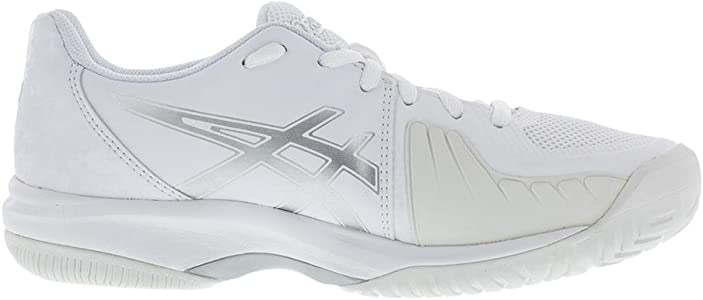 asics Mens Gel-Court Speed Tennis Shoes, White/Silver, Size 6.5 ...
