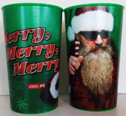 Duck Dynasty Tumbler Cups Set of 2