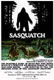 Sasquatch, the Legend of Bigfoot POSTER Movie (27 x 40 Inches - 69cm x 102cm) (1979)