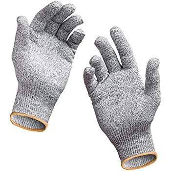 Nocry Cut Resistant Gloves High Performance Level 5 Protection Food Grade Size