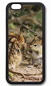Cute mouse parent animal Easter Thanksgiving Masterpiece Limited Design tpu black Case for iphone 6 by Cases & Mousepads wangjiang maoyi