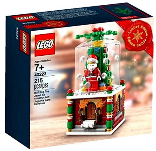 LEGO 40223 Snowglobe Christmas Promo
