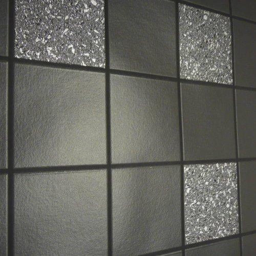 Holden Décor 89130 Fliesenaufkleber-Rolle für Küche und Bad, Granit-Design, Schwarz