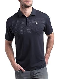 Amazon.com  Travis Mathew Mens Otters Polo  Clothing 92ae33f99fcd