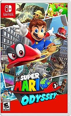 Super Mario Odyssey Twister Parent