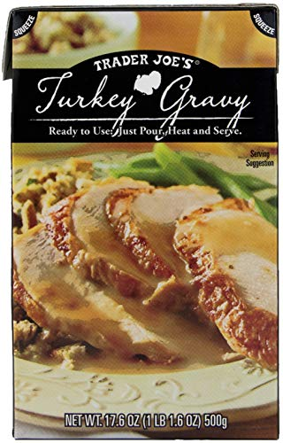 3 Boxes Trader Joes Turkey Gravy 176 Oz Each